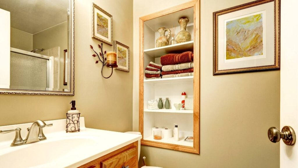 20 best under stairs bathroom decorating ideas  how to